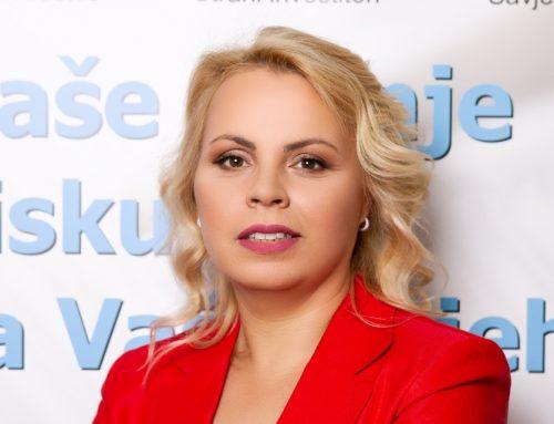 Aleksandra Carvalho – direktorica računovodstvenog servisa Mereor d.o.o.